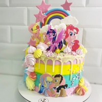 Торт Little Pony